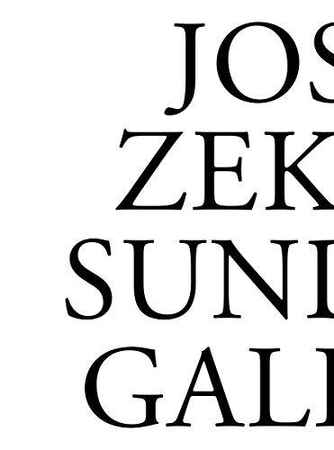 Josef Zekoff: Sunday-s Gallery