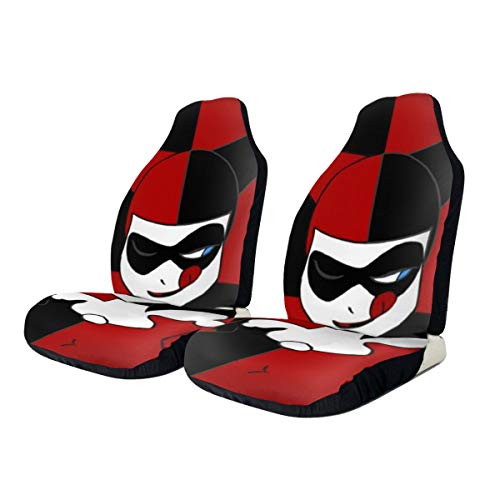 419IfvrVK6L Harley Quinn Seat Covers