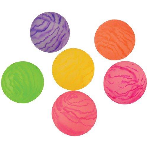 Lowest Prices! DollarItemDirect Swirl Panel Balls 35 mm, Sold by 18 Dozens