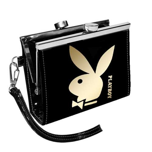 Playboy - Gold - Purse, 1er Pack (1 x 1 Stück)