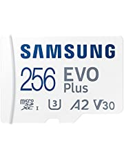Samsung EVO Plus マイクロSDカード 256GB microSDXC UHS-I U3 最大転送速度130MB/秒 Nintendo Switch 動作確認済 MB-MC256KA/EC 国内正規保証品