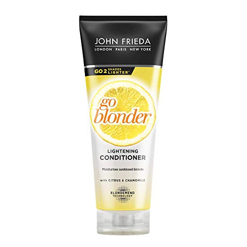 John Frieda Sheer Blonde Lightening Conditioner Go Blonder 250ml