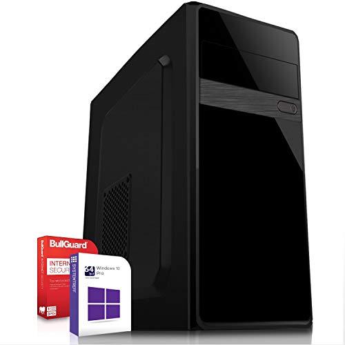 Silent PC Computer • AMD FX-8800 4X3.4GHz •8GB DDR4 • 256GB M.2 M.2 SSD • Radeon DirectX 12 HDMI • WLAN • USB 3.1 • Ohne DVD-RW • Win10 • 3Jahre Garantie • Desktop Rechner