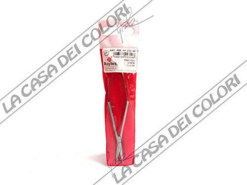 Rayher 8920200 Decoupage Tijeras Pinzas 11,5 cm con Auto-Servicio Funda 1 Unidades