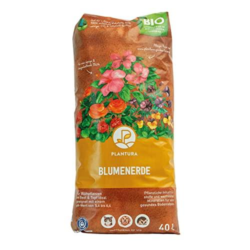 Plantura -   Bio Blumenerde, 40