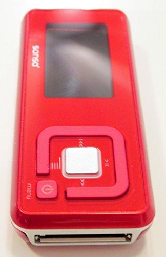 SanDisk Sansa C250–Reproductor Digital/Radio–Flash 2GB–WMA, MP3–Rosa