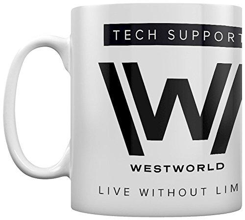 Westworld MG25149 - Taza de café, multicolor