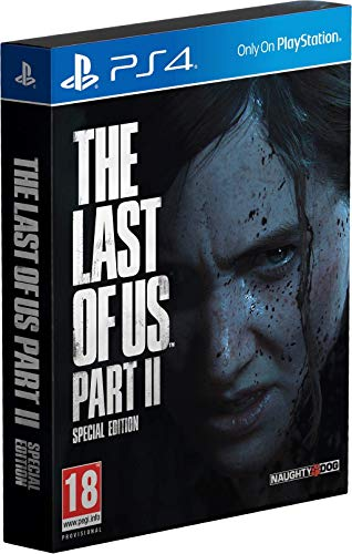 The Last Of Us 2 + Steelbook [Esclusiva Amazon.it] - PlayStation 4