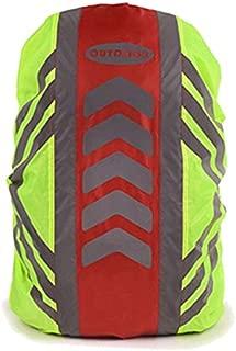 Verde y Negro Camping Viajes 30L-40L Gobesty Mochila Funda para Lluvia 2 Piezas Funda de Mochila Reflectante Resistente al Agua Bolsa de Almacenamiento a Prueba de Lluvia para Senderismo