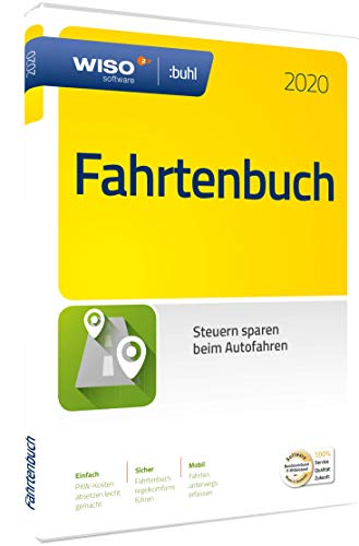WISO Fahrtenbuch 2020 Disc