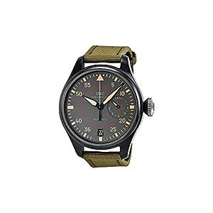 IWC Big Pilots Top Gun Miramar Anthracite Dial Automatic Mens Watch IW501902 image