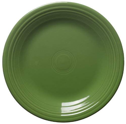 Fiesta 10-1/2-Inch Dinner Plate, Shamrock