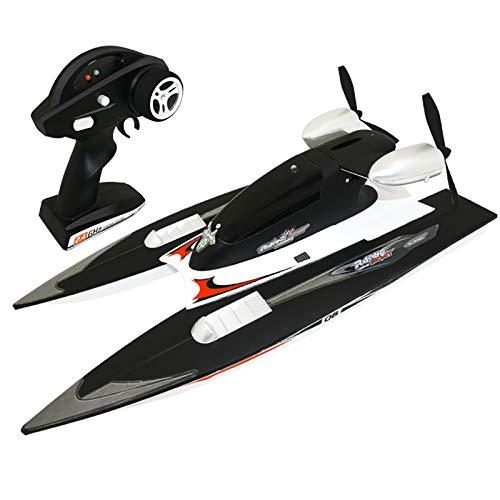 LZH FILTER Barco RC de Control Remoto de Alta Velocidad 2,4g 30 Km/H 7,4 V 800 MAH con Mando a Distancia Modelos de Vehículos de Juguete