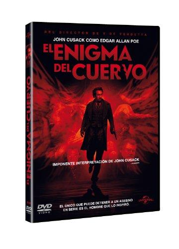 El Enigma Del Cuervo [DVD]
