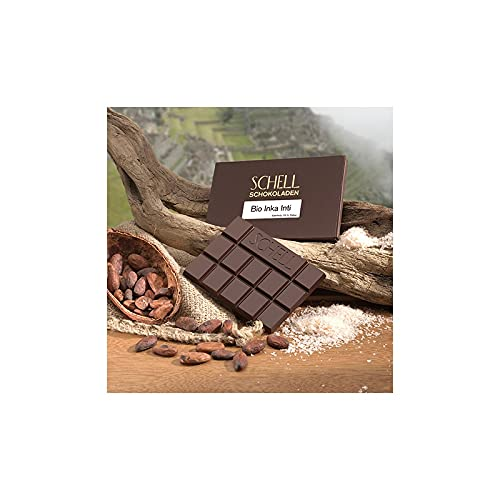 Schell Schokolade Bio Inka Inti