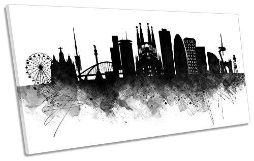 Canvas Geeks Cuadro Lienzo diseño Paisaje Urbano