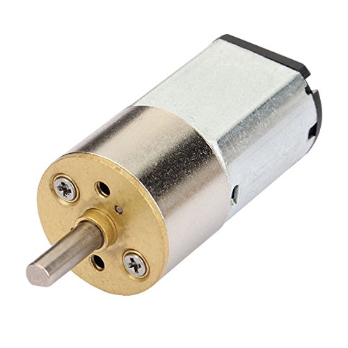 EsportsMJJ 15,5mm DC 6.0V 25rpm Mini Speed Motor