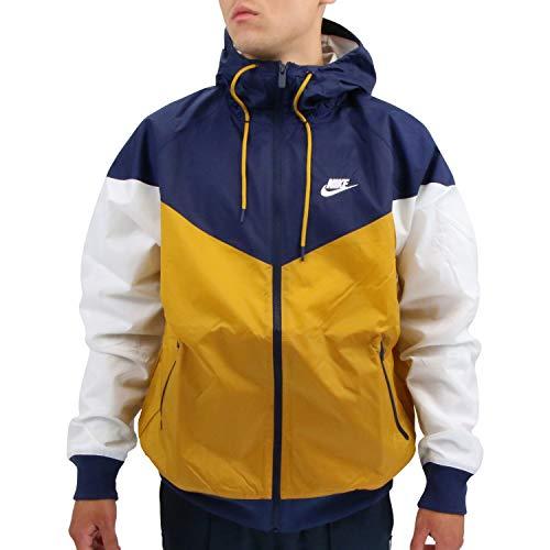 Nike Mens Windrunner Jacket Hoodie AR2191-727 Size L