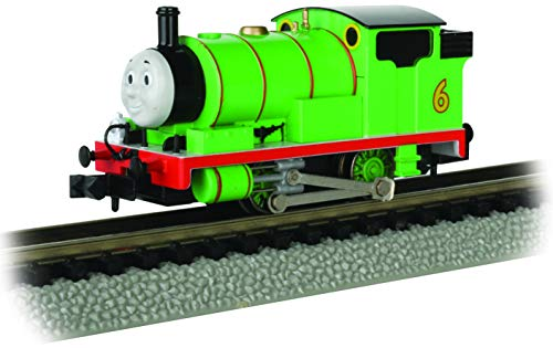 Bachmann Trains - Thomas & Friends Percy The Small Engine - N Scale