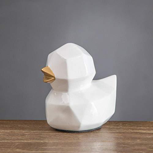 LJXLXY Decoración Manualidades Origami geometría Animal Pollito Lindo decoración habitación Infantil Estudio 5