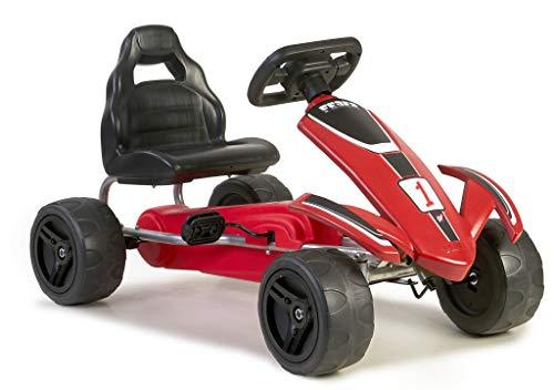 FEBER Pedalkart. Vehiculo a Pedales para niños