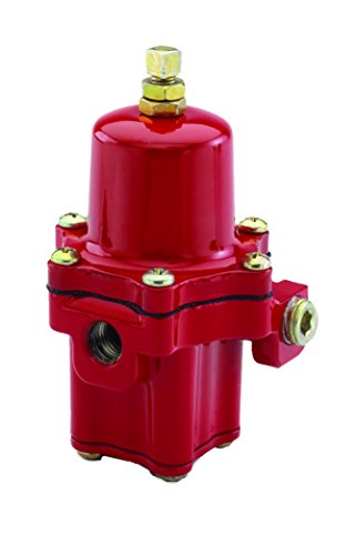 """Emerson-Fisher LP-Gas Equipment, 67CW-684, 1/4"""" FNPT Connections, High-Pressure Regulator, Outlet: 3-35 PSI, Wrench Adjustment, UL Listed"""