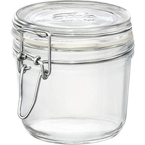Einmachglas mit Bügelverschluss - Original Bormioli Fido - verschiedene Größen, Größe: 0.35 Liter