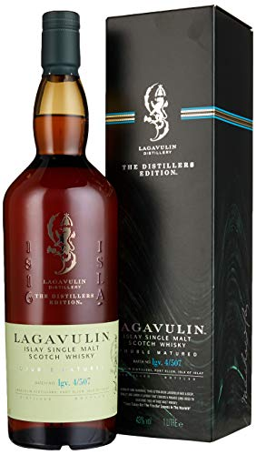 Lagavulin THE DISTILLERS EDITION Double Matured 2002  Whisky (1 x 1 l)
