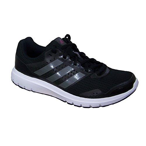 adidas Duramo 7 W Damen Laufschuh schwarz, Farbe:Schwarz, Größe:36 2/3 UK-4
