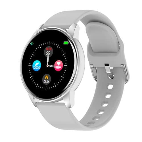 HING Reloj Deportivo con PUSERA Inteligente para MONEORDEAR LA Salud DE Hombres Y Mujeres con Carga MAGNÉTICA para Correr,A
