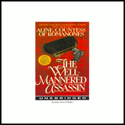 The Well-Mannered Assassin audiobook cover art