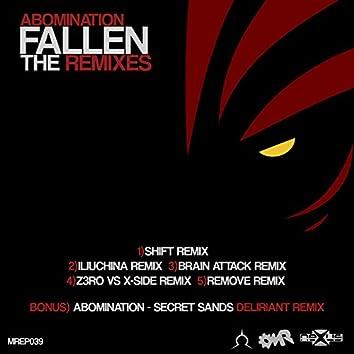 Fallen Remixes - EP