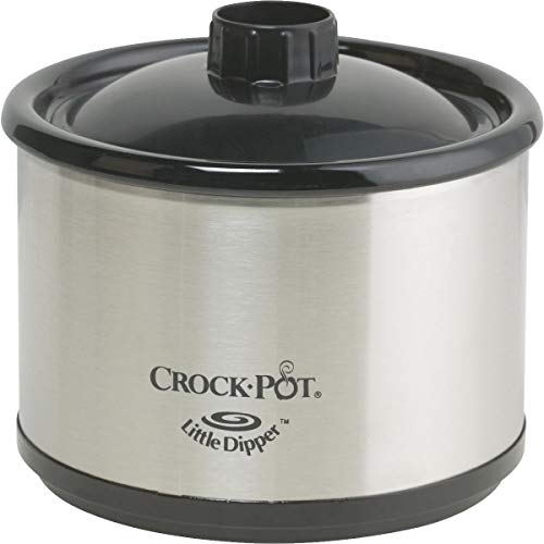 Rival 32041-C Little Dipper Chrome Pot, Chrome