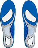 Intersport Einlegesohle Running, Zapatos. Unisex Adulto, gris, azul real, Wh, 36