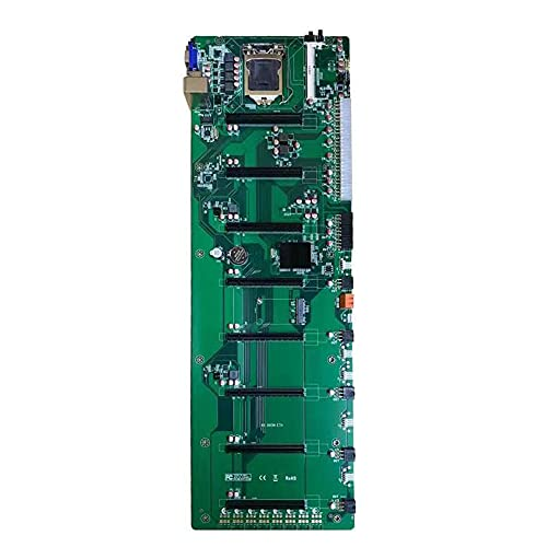 Placa Base de computadora en línea B85 BTC 8 Ranuras para Tarjetas gráficas DDR3 USB 3.0 SATA 3.0 Placa Base de minería para LGA 1150 CPU Eth