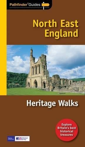 PF (70) NORTH EAST ENGLAND HERITAGE WALKS (Pathfinder Guide)