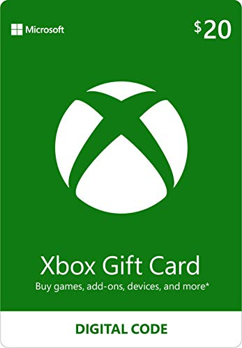 $20 Xbox Gift Card [Digital Code] Missouri