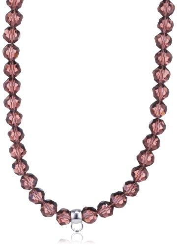 ESPRIT Damen-Charmskette Berry Stones ESNL91755H800