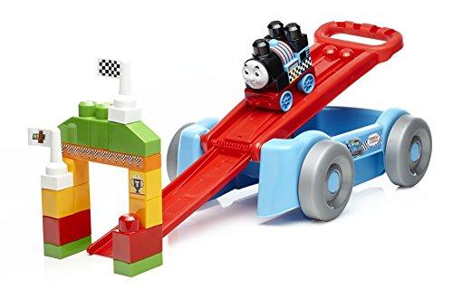 Mega Bloks Thomas & Friends Racin' Railway Wagon Building Set
