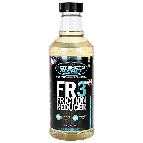 Hot Shot's Secret FR3 Friction Reducer - 32 fl. oz. (Packaging May Vary)
