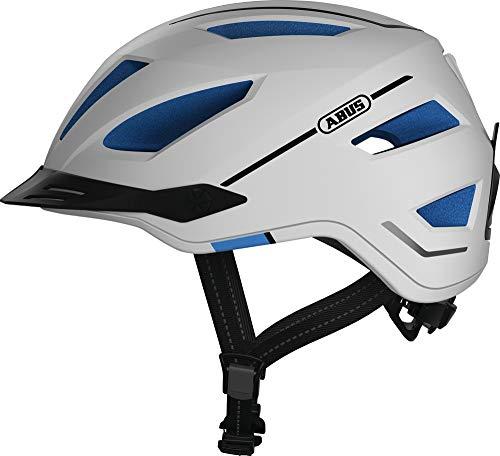 ABUS Unisex-Erwachsene PEDELEC 2.0 Fahrradhelm, Motion White, L