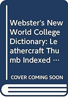 Wnw College Dict & Thes(Box, Leath, Ti