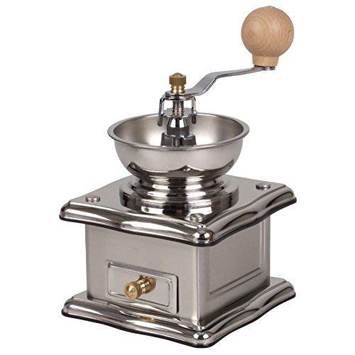 Nostalgie-Kaffeemühle Espressomühle Zerkleinerer Mühle Keramik Kegelmahlwerk