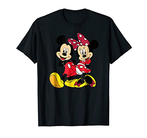 Disney Mickey and Minnie Big Mouse T-shirt