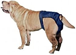 Integrated Pet Solutions SnuggEase Washable Dog Diaper