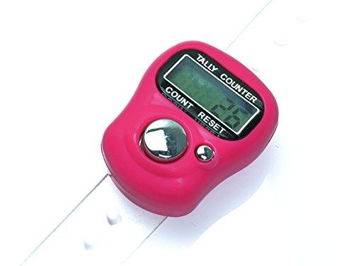Strumento elettronico per cucire, contatore di punti e file per uncinetto/lavoro a maglia, ecc....