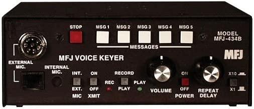 MFJ-434B ~Contest voice keyer
