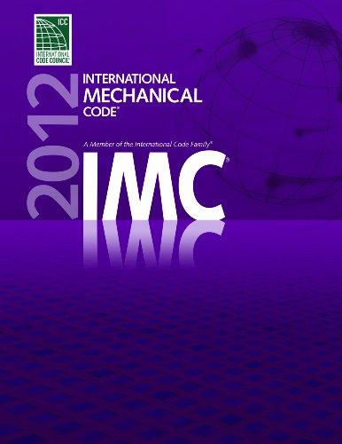 2012 International Mechanical Code (International Code Council Series)