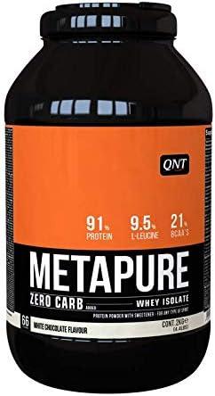Qnt Zero Carb Metapure Protein – Coco 2 kg