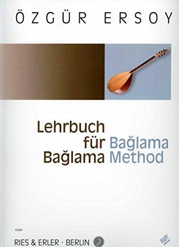 Lehrbuch fuer Baglama - arrangiert für Baglama / Saz (türkisches zupfinstrument) - (Baglama) - mit DVD [Noten / Sheetmusic] Komponist: Ersoy Oezguer